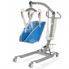 Grúa Eléctrica para pacientes E-150 arnes de ducha