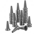 Espéculos Desechable otoscopio 2.5 compatible 50ud