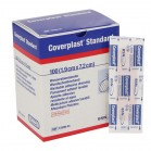 Tiritas Plástico Coverplast Standard 7cm x  2 cm