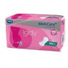 Molimed Premium Midi Pad Lady 14 unidades