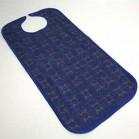 Babero Perma Print45*90 Azul Oscuro