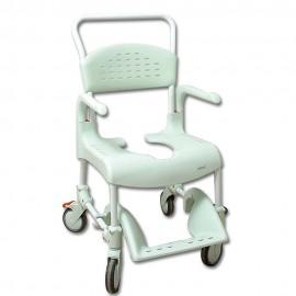1912-131-002_Silla de Baño Etac Clean altura asiento 49 verde