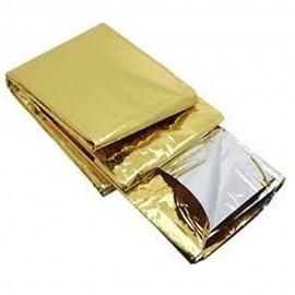 4150-253-008_Manta Isotérmica Oro-Plata 210 x 160 cm