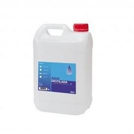 Agua Destilada Garrafa 5L