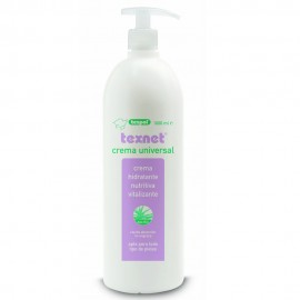 Texnet Crema Hidratante Universal Nutritiva Vitalizante1000ml