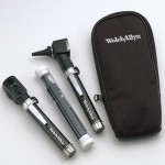 4119-253-001_Otoscopio-Oftalmoscopio Pocket Junior Welch Allyn