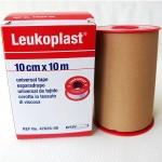 5001-120-004_Esparadrapo Leukoplast Tela color carne 10cmx 10 m