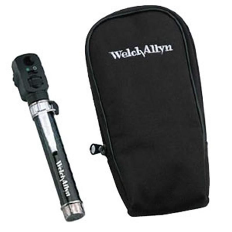 4118-253-002_Oftalmoscopio Pocket Junior estuche Welch Allyn