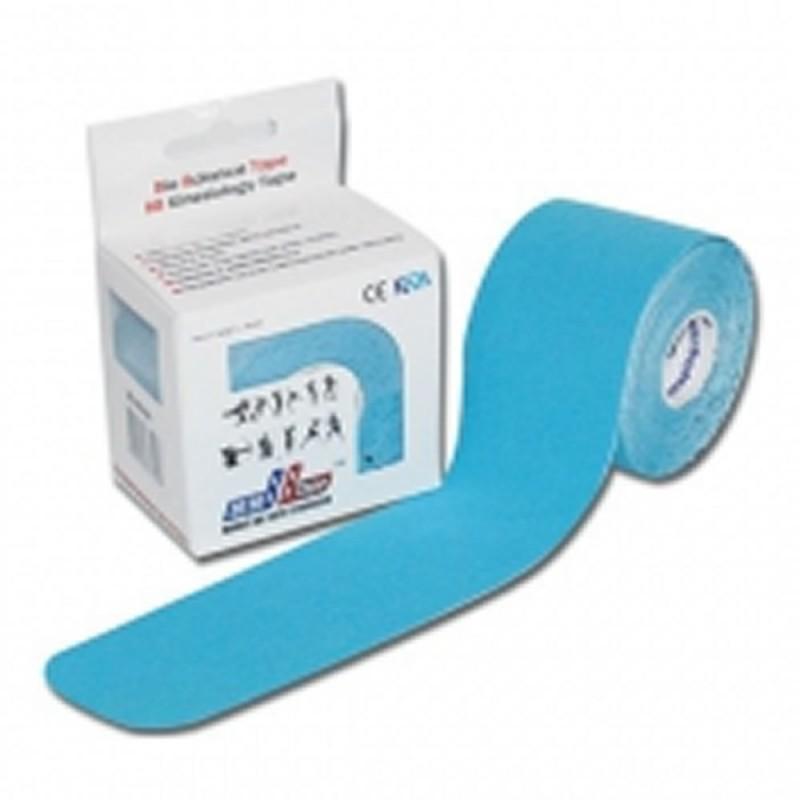 4910-300-001_Venda Tape Neuromuscular 5 x 5 Azul