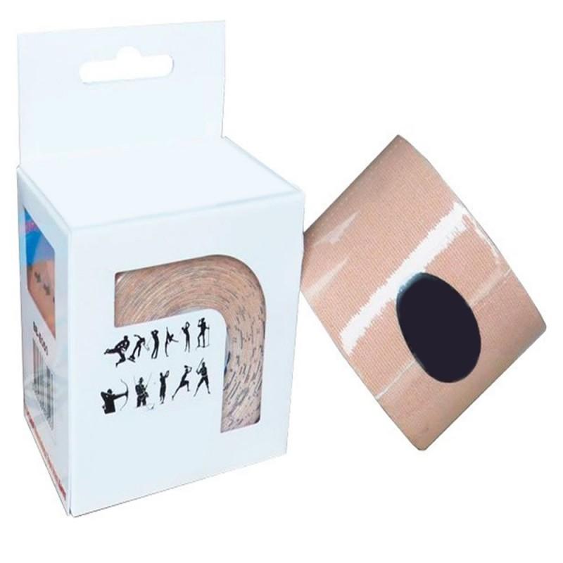 4910-300-002_Venda Tape Neuromuscular 5 x 5 Beige