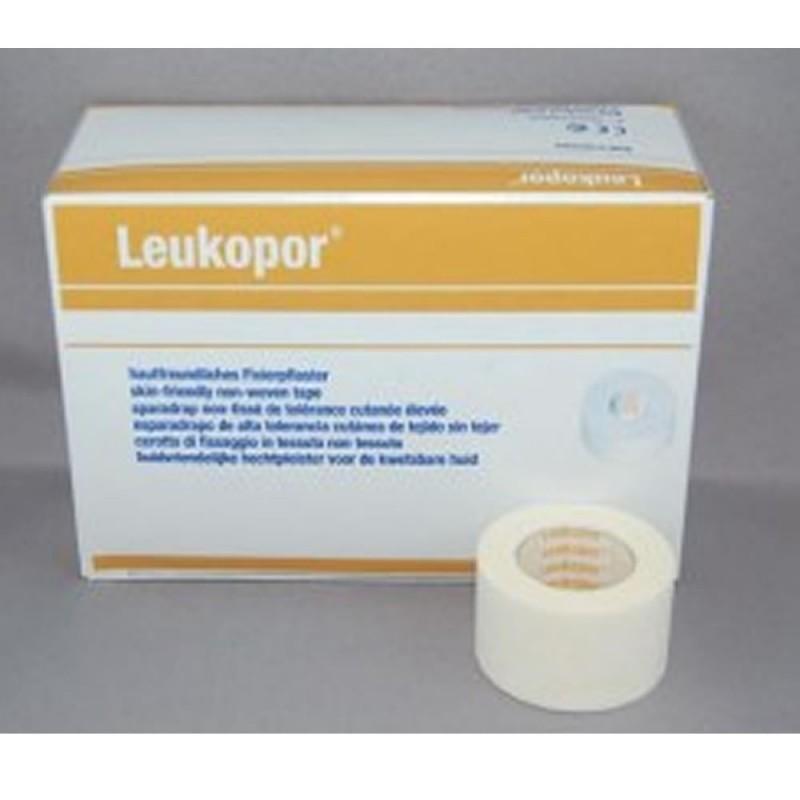 5002-120-002_Esparadrapo Leukopor  5 cm x 9.2 m