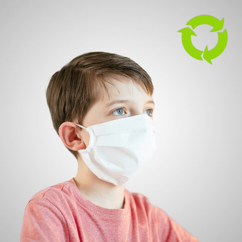5304-027-002_Mascarilla Higienica Infantil KIDS Talla  XS