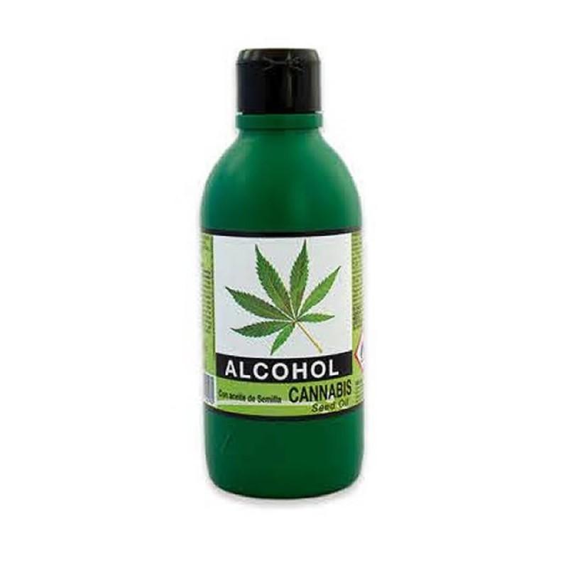 5501-300-001_Alcohol de Cannabis  250 ml