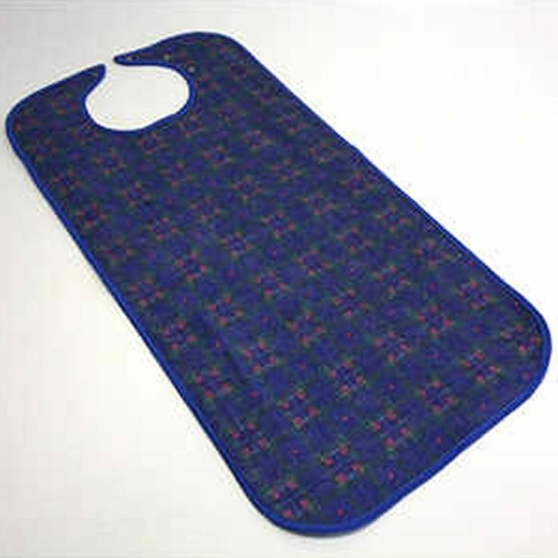 5604-121-003_Babero Perma Print45*90 Azul Oscuro