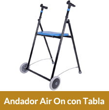 Andador Air On con Asiento