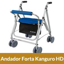 Andador Forta Kanguro HD