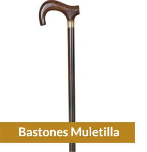 Bastones Muletilla