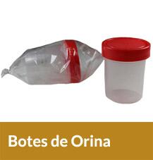 Botes de Orina