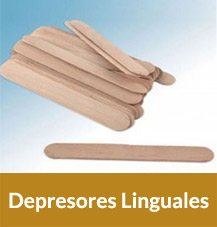 Depresores linguales