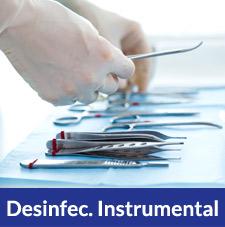 Desinfección de Instrumental Médico