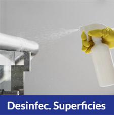 Desinfectates de Superficies