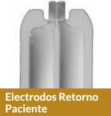 Electrodos de Retorno del Paciente