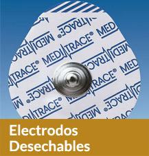 Electrodos Desechables ECG