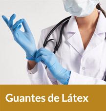 Guantes de Látex