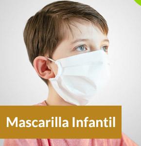 Mascarilla Higienica Infantil