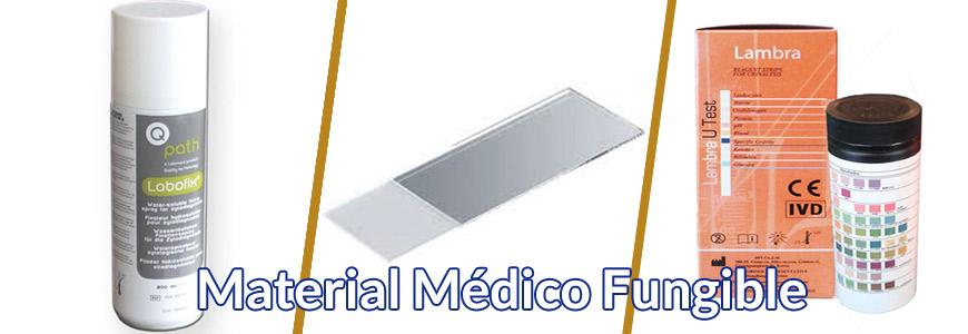 Material Médico Fungible