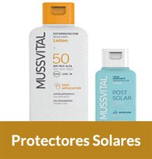Fotoprotectores Solares