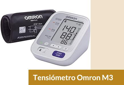 Tensiómetro Omron M3