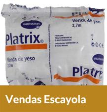 Vendas de Escayola